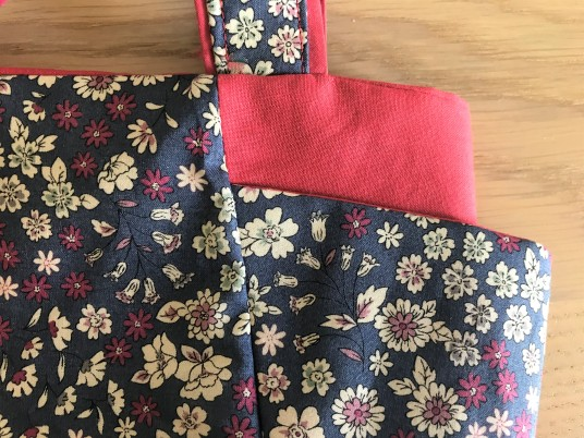 cabas frou frou paris liberty fleur couture tissus sac encours vieille morue 7