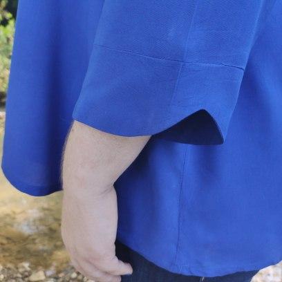 joli lab blouse poppy kit couture box viscose boutons dos vieille morue 12