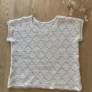 super chouette kit top dynamo crochet losange dentelle vieille morue 8
