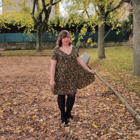 vieille morue robe eugénie atelier scammit cache coeur coupons de st pierre crépon viscose léopard 2