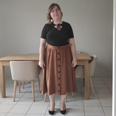 chouette kit jupe aliénor couture bouton midi vieille morue 1
