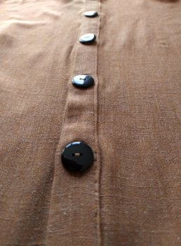 chouette kit jupe aliénor couture bouton midi vieille morue 11