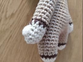 Wolltastisch Handmade mini matilda drops paris garnstudio vieille morue renne amigurumi 10