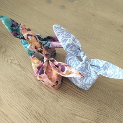 chouette kit pochon lapin tuto recyclage chute de tissu pâques vieille morue 4