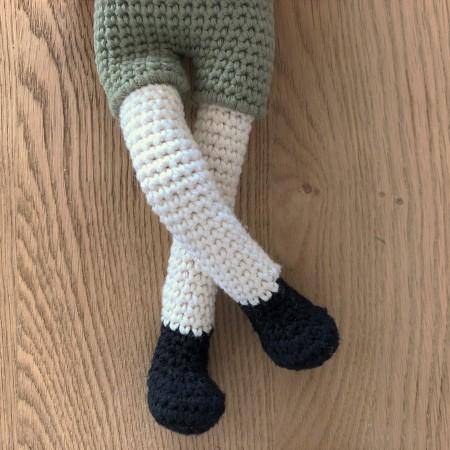 ligne retro suzanne et pompon poupée crochet doll drops paris vieille morue 10