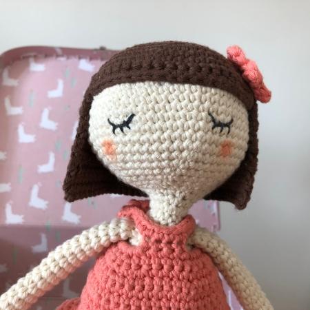 ligne retro suzanne et pompon poupée crochet doll drops paris vieille morue 13