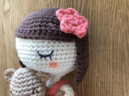 ligne retro suzanne et pompon poupée crochet doll drops paris vieille morue 4