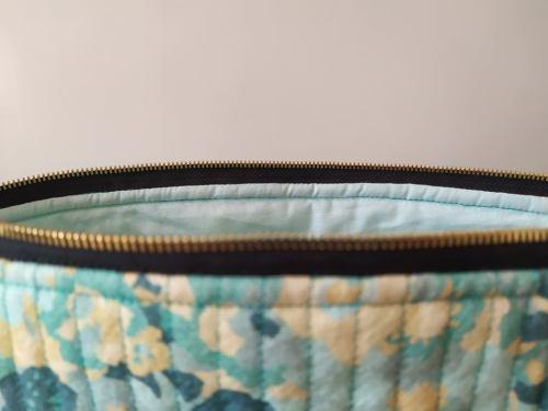 lise tailor pochette encours trousse sac tricot couture meadow tuto patron zip vieille morue 9