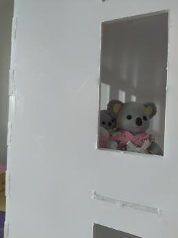 vieille morue maison de poupée miniature dollhouse 16 24 sylvanians playmobils diy tuto 13